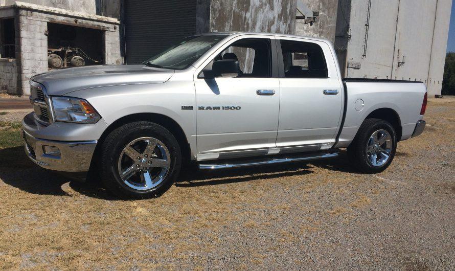 Dodge Ram 1500 Vs de Concurrentie